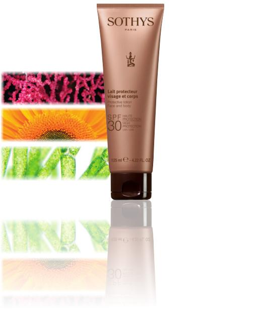 SPF30 Protective lotion face and body