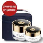 Косметичка Secret De Sothys LA CRÈME Eye and lip youth cream + Premium youth cream