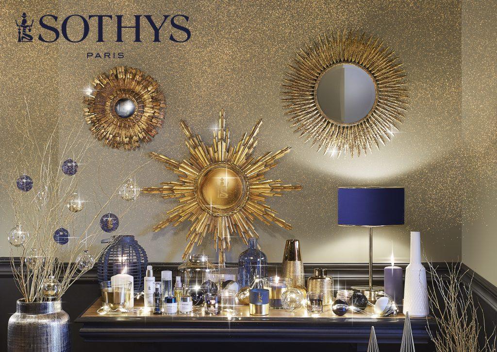 Новогодние наборы Sothys