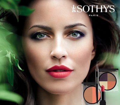 Discovery box «Les Jardins Sothys» (Spring-Summer 2018)